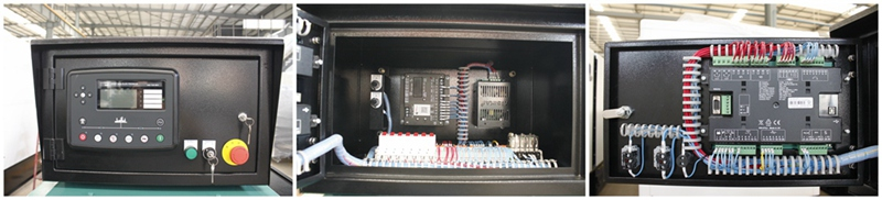 Cummins power generator controller