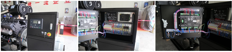 controller for genset