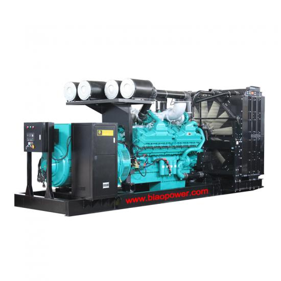 Big Power Cummins Genset 1000kw ถึง 1200kw