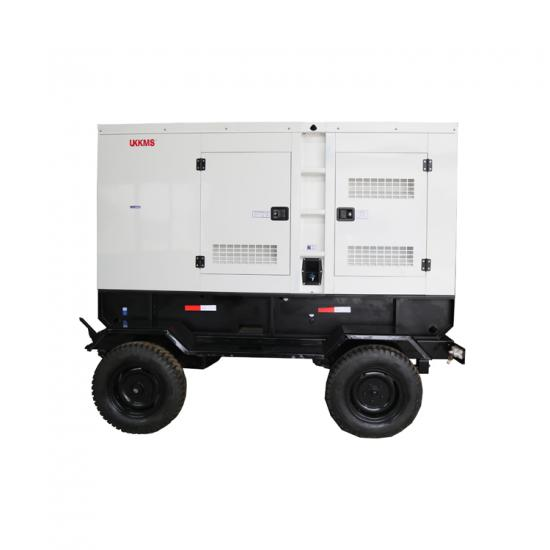 BA Power 150kw Trailer ประเภท Power Genset