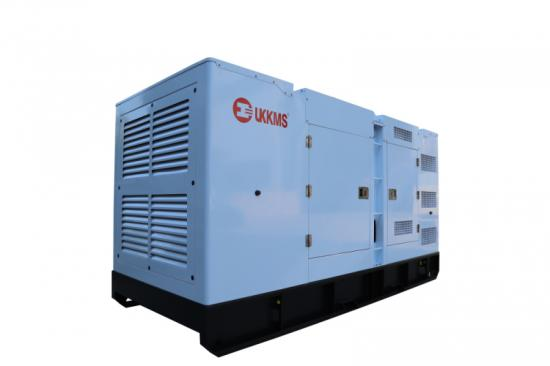 250kw Silent Power Generator Sets